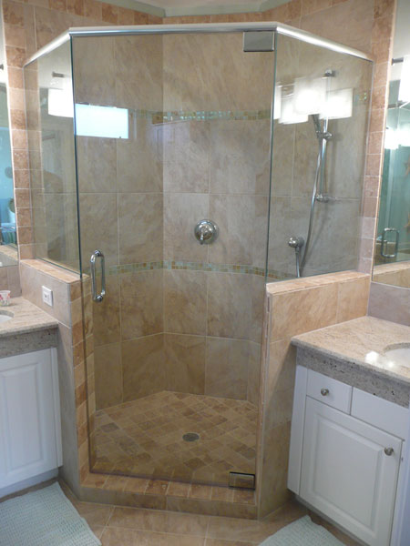 Charmant Frameless Shower Enclosures In Orlando, Conway, Ocoee, Apopka, Altamonte  Springs, Winter Springs, Oviedo, Union Park, Winter Park